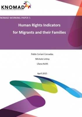 Human Rights Indicators for Migrants and their Families (April 2015) – EN