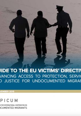 Guide to the EU Victims' Directive – EN
