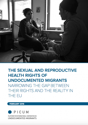 The Sexual and Reproductive Health Rights of Undocumented Migrants – EN
