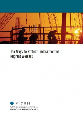 Ten Ways to Protect Undocumented Migrant Workers (January 2005) – EN