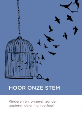 HOOR ONZE STEM: Kinderen en jongeren zonder papieren delen hun verhaal — NL