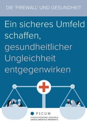 DE- Die 'Firewall' Und Gesundheit: Ein sicheres Umfeld schaffen, gesundheitlicher Ungleichheit entgegenwirken