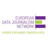 logo european data journalism network