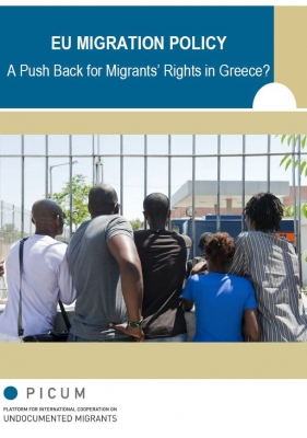 EU MIGRATION POLICY: A Push Back for Migrants' Rights in Greece? (April 2014)
