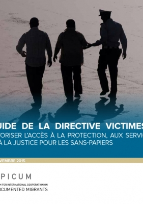 Guide de la directive victimes – FR