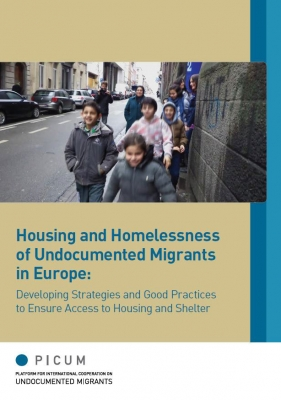 Housing and Homelessness of Undocumented Migrants in Europe (March 2014) – EN