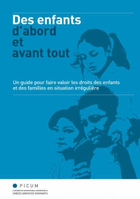 Des enfants d'abord et avant tout (Février 2013) – FR
