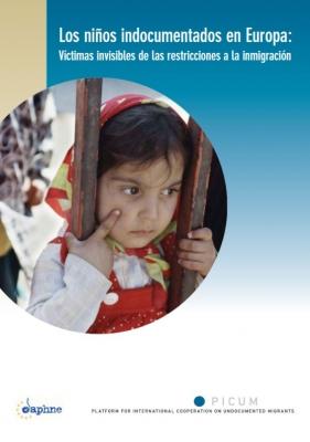 Los niños indocumentados en Europa: Víctimas invisibles de las restricciones a la inmigración (2008) -ES