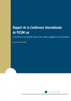 L'accès à la santé pour les sans-papiers (June 2007) – FR