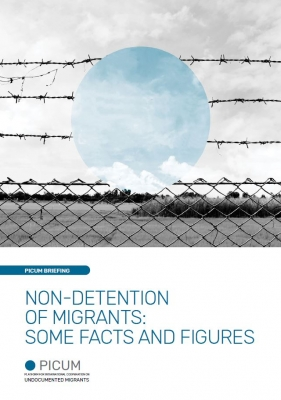 Briefing on Non-Detention of Migrants – some facts and figures – EN – 2020