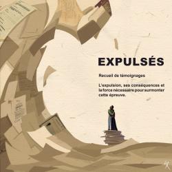 Expulsés – Recueil de témoignages. L'expulsion, ses conséquences et la force nécessaire pour surmonter cette épreuve – September 2020 – FR