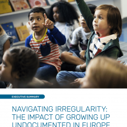 Navigating Irregularity: The impact of growing up undocumented in Europe – Executive Summary – March 2021 – EN