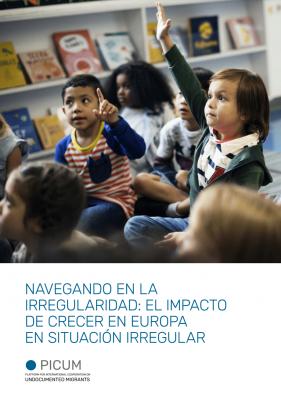 Navegando en la irregularidad: El impacto de crecer en Europe en situación irregular – March 2021 – ES