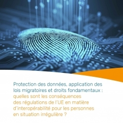 Data Protection, Immigration Enforcement and Fundamental Rights – StateWatch – Executive Summary FR