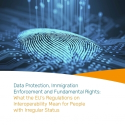 Data Protection, Immigration Enforcement and Fundamental Rights – StateWatch – Full Report ENG