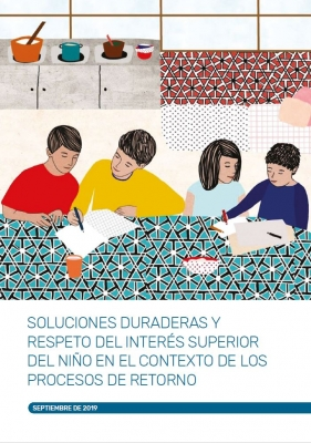 Durable Solutions and the Best Interests of the Child in the Context of Return Processes ESP – September 2019