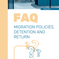 FAQs – Migration policies, detention and return – February 2021 – EN