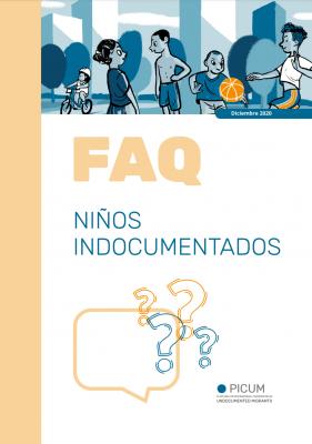 FAQs – Niños indocumendados – December 2020 – ES