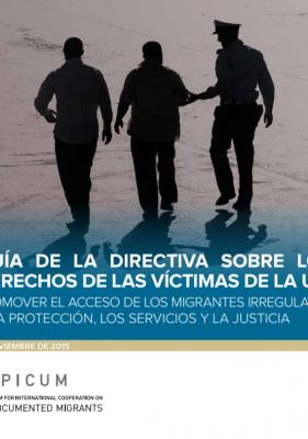 Guía de la directiva sobre los derechos de las víctimas de la UE – ES
