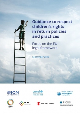 Guidance to Respect Children's Rights in Return Policies and Practices: Focus on the EU legal framework ENG – September 2019