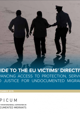 Guide to the EU Victims' Directive – EN