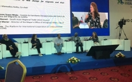 Statement Civil Society Days Marrakesh: PICUM and its partners highlight realities of undocumented migrants