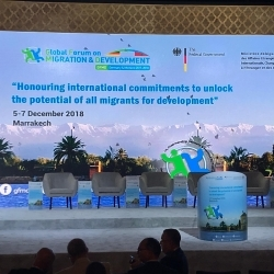 Statement Civil Society Days Marrakesh: PICUM and its partners highlight realities of undocumented migrants – December 2018