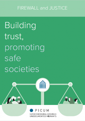 Firewall and Justice: Building trust, promoting safe societies