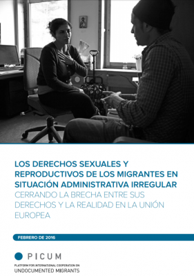 Los derechos sexuales y reproductivos de los migrantes en situación administrativa irregular – ES