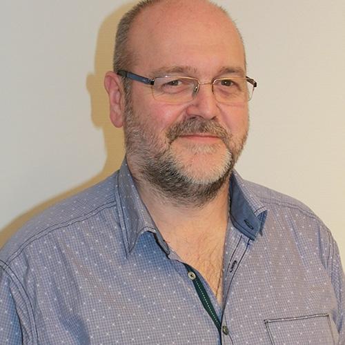 Didier Vanderslycke (Treasurer)
