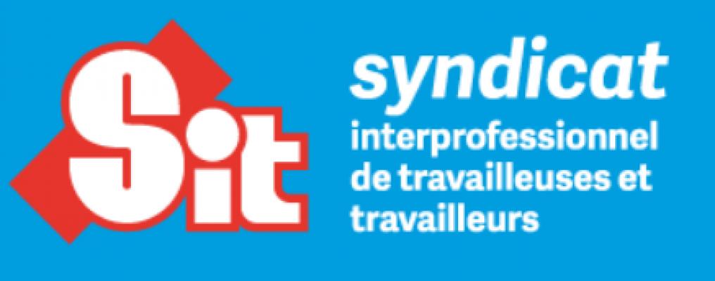 SIT syndicat Interprofessionel de Travailleuses et travailleurs de Genève
