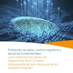Data Protection, Immigration Enforcement and Fundamental Rights – StateWatch – Executive Summary ESP
