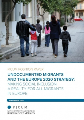 Undocumented Migrants and the Europe 2020 Strategy: Making Social Inclusion a Reality for all Migrants in Europe – EN