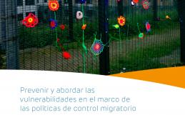Prevenir y abordar las vulnerabilidades en el marco de las políticas de control migratorio – Sumario – March 2021 – ES