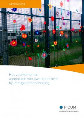 Het voorkomen en aanpakken van kwetsbaarheid bij immigratiehandhaving – Samenvatting – March 2021 – NL