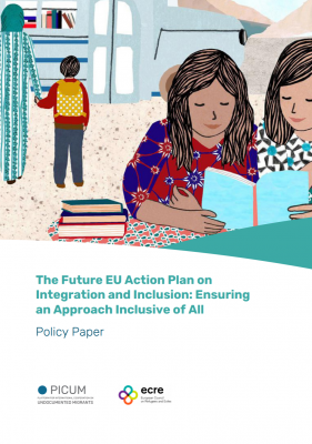 The Future EU Action Plan on Integration and Inclusion: Ensuring an Approach Inclusive of All – Policy Paper – October 2020