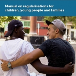 New Manual on Regularisations For Children, Young People and Families